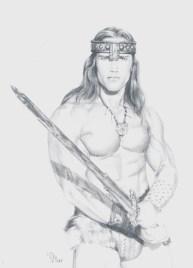 Arnold Schwarzenegger _ Conan