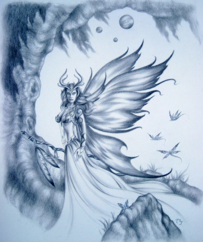 Fairy Goddess 2