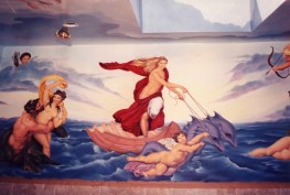 Galatea Mural redux ~ Private Commission