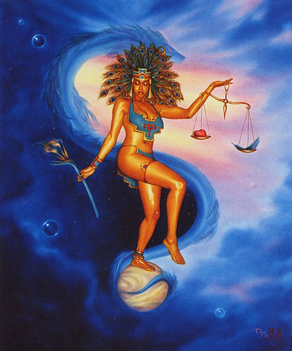 Libra - In The Spirit Of Quetzalcoatl