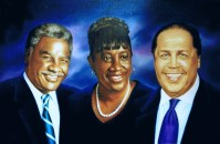 Miller Brewing Company ~ Mayors Harold Washington, Unita Blackwell and Maynard Jackson