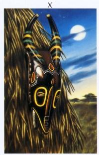 Jukun Akuma Mask