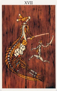 Aboriginal Bark Painting