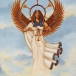 Neferu ~ Angel Of Beauty; Wisdom ~ Sold!