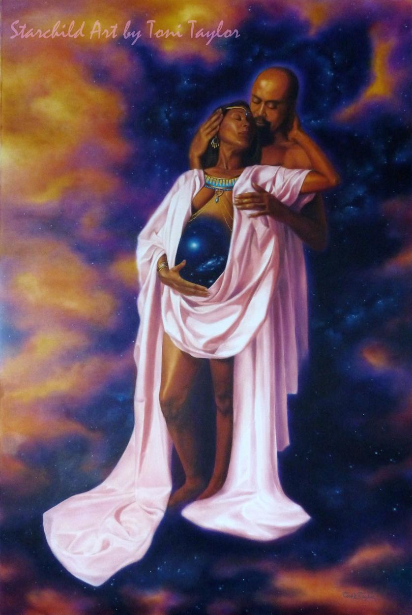 Divine Mother Goddess - Ibawi Iya Orisa