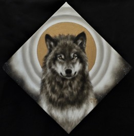 Spirit Of The Grey Wolf