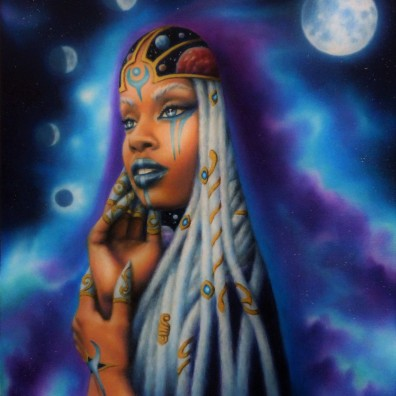 The Mystic ~ Original oil 11x14 $750, 11x14 prints $25