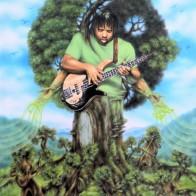 Bassist Victor Wooten ~ Jammin' ~ Sold! 11x14 prints $25